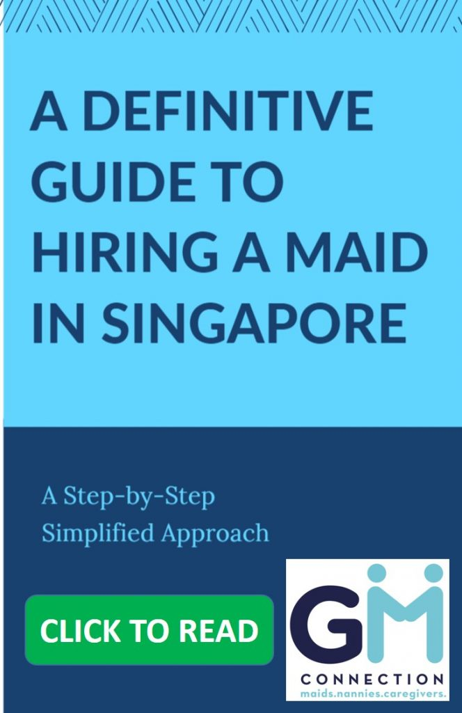 hiring a maid in Singapore