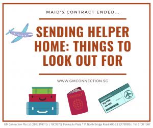 Sending Maid Home